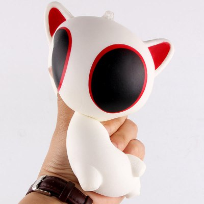 Stress Relief Cartoon Big Eyes Cat Squishy ToySquishy toys<br>Stress Relief Cartoon Big Eyes Cat Squishy Toy<br><br>Features: Creative Toy<br>Materials: PU<br>Package Contents: 1 x Squishy Toy<br>Products Type: Squishy Toy<br>Shape/Pattern: Cartoon<br>Theme: Funny<br>Weight: 0.2200kg