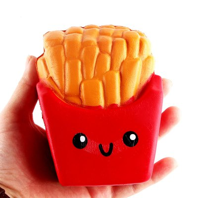 Soft Slow Rising Chips Shape Squishy Toy