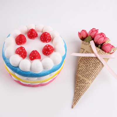 1Pcs Strawberry Cake Slow Rising Squeeze Squishy ToySquishy toys<br>1Pcs Strawberry Cake Slow Rising Squeeze Squishy Toy<br><br>Features: Creative Toy<br>Materials: PU<br>Package Contents: 1 x Squishy Toy<br>Products Type: Squishy Toys<br>Shape/Pattern: Food<br>Theme: Funny<br>Weight: 0.1176kg