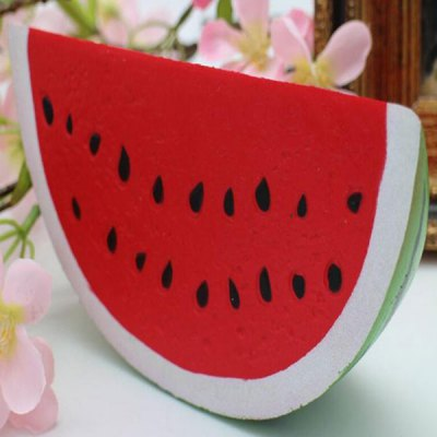 Watermelon Slow Rising Pastoral Squishy Toy