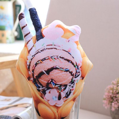 Simulation Food Ice Cream Throw Pillow Squishy ToySquishy toys<br>Simulation Food Ice Cream Throw Pillow Squishy Toy<br><br>Features: Soft<br>Materials: Velboa<br>Package Contents: 1 x Squishy Toy<br>Products Type: Squishy Toy<br>Shape/Pattern: Food<br>Weight: 1.0200kg