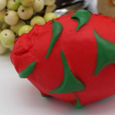 Simulation Fruit Pitaya Slow Rising Squishy ToySquishy toys<br>Simulation Fruit Pitaya Slow Rising Squishy Toy<br><br>Features: Slow Rising<br>Materials: PU<br>Package Contents: 1 x Squishy Toy<br>Products Type: Squishy Toy<br>Shape/Pattern: Fruit<br>Weight: 0.1350kg