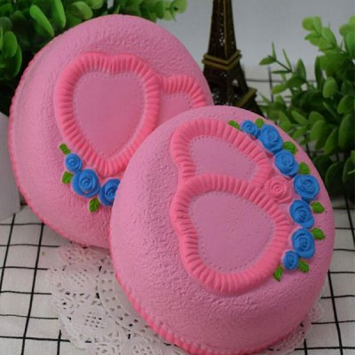 Simulation Food Love Heart Cake Slow Rising Squishy ToySquishy toys<br>Simulation Food Love Heart Cake Slow Rising Squishy Toy<br><br>Features: Slow Rising<br>Materials: PU<br>Package Contents: 1 x Squishy Toy<br>Products Type: Squishy Toy<br>Shape/Pattern: Food<br>Weight: 0.1690kg