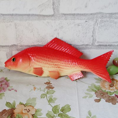 PU Simulation Carp Model Squishy ToySquishy toys<br>PU Simulation Carp Model Squishy Toy<br><br>Features: Soft<br>Materials: PU<br>Package Contents: 1 x Simulation Fish<br>Products Type: Squishy Toy<br>Shape/Pattern: Animal<br>Size(CM): 21*8cm<br>Weight: 0.0672kg