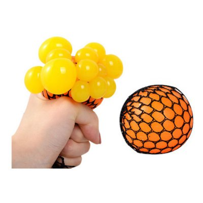 Random Vent Grape Ball Decompression Squishy ToySquishy toys<br>Random Vent Grape Ball Decompression Squishy Toy<br><br>Features: Creative Toy<br>Materials: Plastic<br>Package Contents: 1 x Squishy Toy<br>Products Type: Squishy Toy<br>Shape/Pattern: Ball<br>Theme: Funny<br>Use: Home Decoration<br>Weight: 0.1300kg