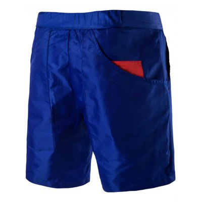 Zipper Fly Plastic Buckle Embellished Polyester ShortsMens Shorts<br>Zipper Fly Plastic Buckle Embellished Polyester Shorts<br><br>Closure Type: Zipper Fly<br>Fit Type: Regular<br>Front Style: Flat<br>Length: Short<br>Material: Polyester<br>Package Contents: 1 x Shorts<br>Style: Fashion, Novelty<br>Waist Type: Mid<br>Weight: 0.2600kg<br>With Belt: No