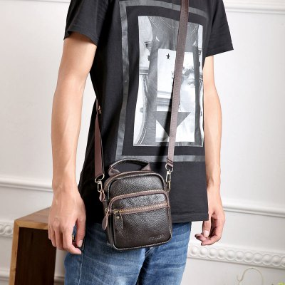 Pebble PU Leather Crossbody BagCrossbody Bags<br>Pebble PU Leather Crossbody Bag<br><br>Closure Type: Zipper<br>Gender: For Men<br>Height: 13CM<br>Length: 16.5CM<br>Main Material: PU<br>Package Contents: 1 x Crossbody Bag<br>Pattern Type: Solid<br>Weight: 0.6000kg<br>Width: 7CM