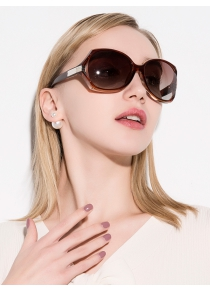 Wide Butterfly Anti UV Sunglasses