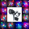 12 Cards Changable Christmas LED Projector Lamp