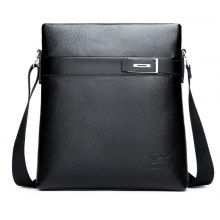 PU Leather Bussiness Messenger Bag