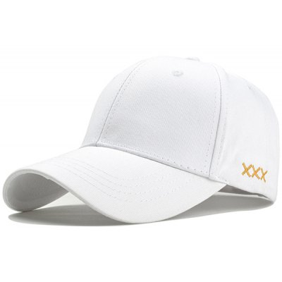 Unique XXX Embroidery Adjustable Sunscreen Hat