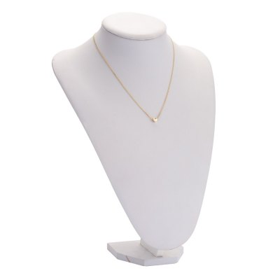 Heart Alloy Pendant Necklace for Ladies
