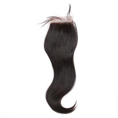 Free Part Straight Lace Closure