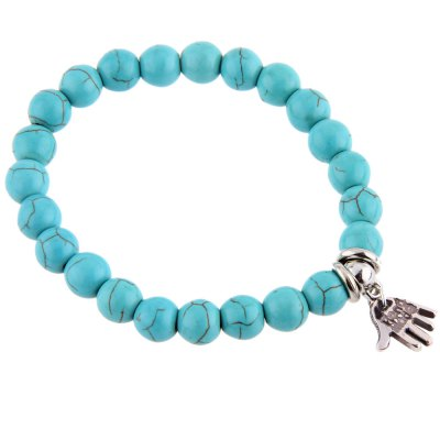 Unisex Palm Bead Anti Fatigue Handwork Bracelets