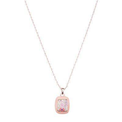 Floral Geometric Pattern Women Alloy NecklaceNecklaces &amp; Pendants<br>Floral Geometric Pattern Women Alloy Necklace<br><br>Gender: For Women<br>Item Type: Pendant Necklaces<br>Metal Type: Alloy<br>Necklace Type: Link Chain<br>Material: Rhinestone<br>Length of Chain: 48.5cm / 19.09inch (include the length of 5.5cm / 2.17inch adjustable chain)<br>Style: Trendy<br>Shape/Pattern: Geometric<br>Size of Pendant: 3cm x 1.7cm x 0.6cm / 1.18inch x 0.67inch x 0.24inch<br>Width: 0.1cm / 0.04inch<br>Weight: 0.024KG<br>Package Contents: 1 x Pendant Necklace