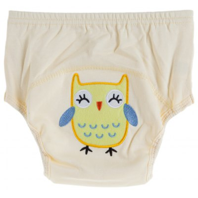Cute Cotton Washable Stretchy Printed Babies Diaper Pants