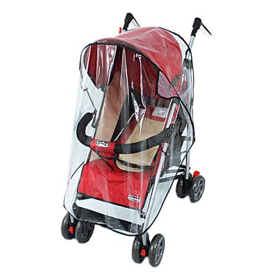 Folding Transparent Babies Stroller Rain-proof Wind-proof CoverStrollers &amp; Accessories<br>Folding Transparent Babies Stroller Rain-proof Wind-proof Cover<br><br>Material: PPC<br>Item Type: Rain Cover<br>Product weight: 0.247 kg<br>Package weight: 0.272 kg<br>Product size (L x W x H): 77.00 x 103.00 x 55.00 cm / 30.31 x 40.55 x 21.65 inches<br>Package size (L x W x H): 29.00 x 11.00 x 2.00 cm / 11.42 x 4.33 x 0.79 inches<br>Package Content: 1 x Rain Cover