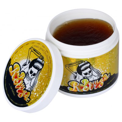 Strong Style Restoring Pomade Slicked Hair Oil Wax Mud for Men
