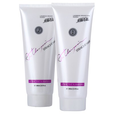 Professional Relaxer Smoothing Straightener Hair Softening Shaping Cream