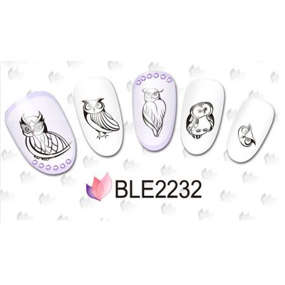 Nail Art Stickers Decals