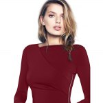 Trendy Irregular Collar Long Sleeve Pleated Side Zipper Design Patchwork Women Bodycon Dress for sale