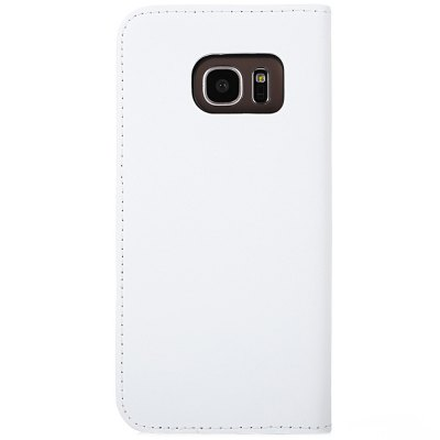 Stylish Leather Protective Skin for Samsung Galaxy S7 Edge