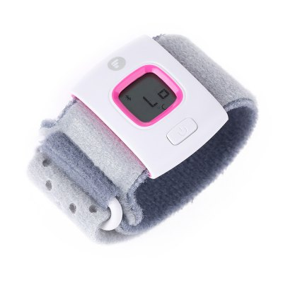Intelligent Wearable Bluetooth 4.0 Monitor Household Babies Thermometer