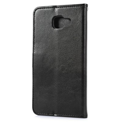 ФОТО Leather Wallet Card Slot Cover for Samsung A710