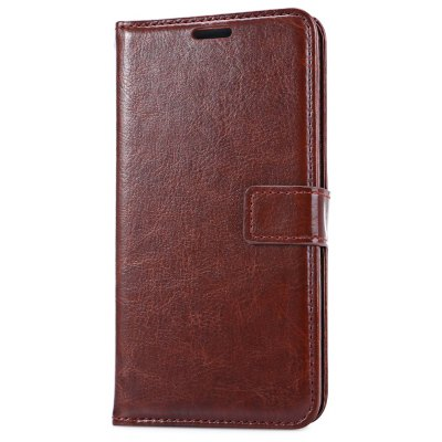 Ultra Slim Leather Wallet Card Slot Back Case for Samsung A510
