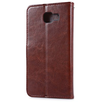ФОТО Leather Wallet Card Slot Cover for Samsung A510