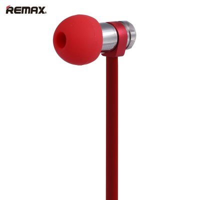 REMAX RM-565i 3.5mm Plug Stainless Steel Earphone