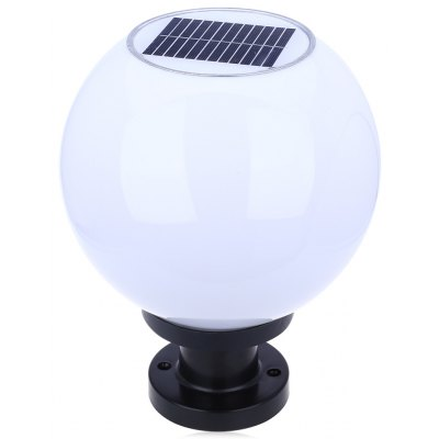 200MM Solar Powered LED Ball Lamp