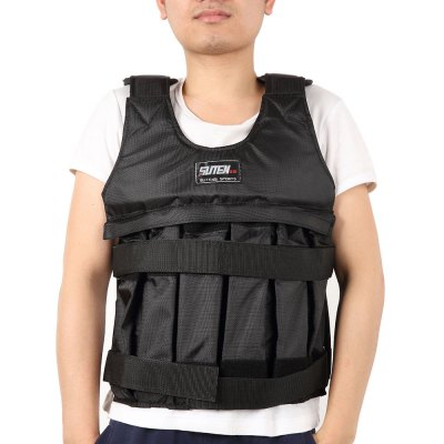 SUTEN 50kg Max Loading Weighted Vest
