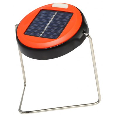 LED Solar Charge Lamp with Hand Crank