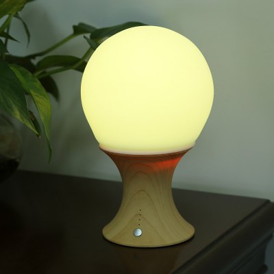 Silicone Colorful LED Night Lamp