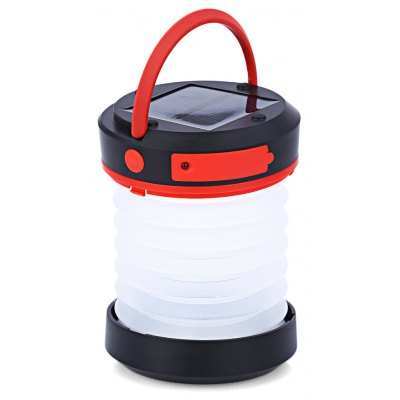 Solar Powered LED Camping Lantern