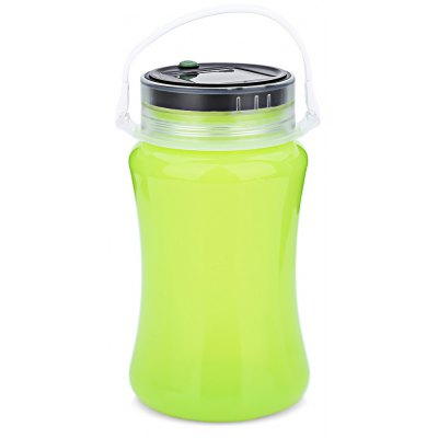 Solar Powered Waterproof Silicone LED Camping Lantern