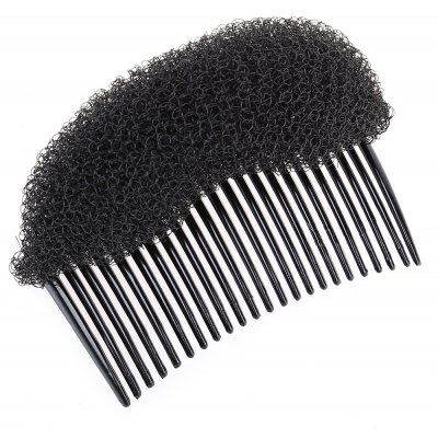 Ladies Hair Styling Comb Volume Bouffant Beehive Shaper Roller Foam Accessorie
