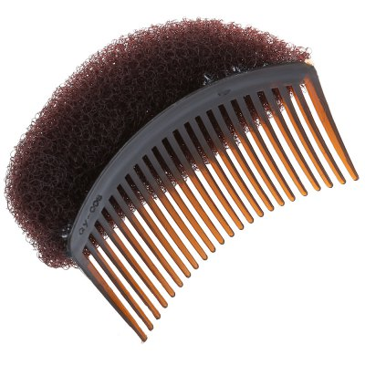 Ladies Hair Styling Comb Volume Bouffant Beehive Shaper Roller Foam Accessories