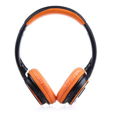 Zealot B380 Wireless Bluetooth V3.0 Headphones Headsets with LCD