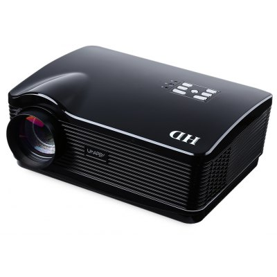 H3 LED LCD Projector 1280 x 768 3000 Lumen Full HD Home Theater