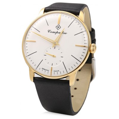 Compadre 8012G Male Seagull Mechanical 1700A Movt Watch
