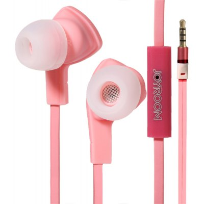 JOYROOM E102 3.5mm Plug Stereo Earphone