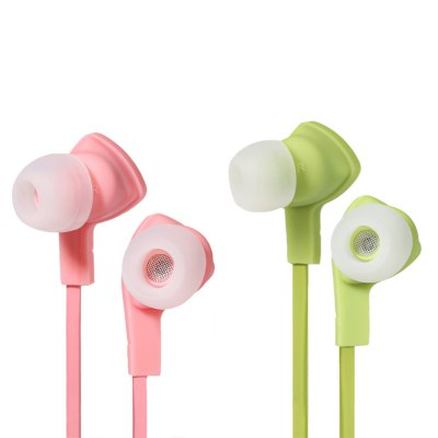 JOYROOM E102 3.5mm Plug Stereo Earphone от GearBest.com INT