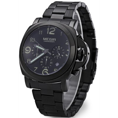 MEGIR M3406 Male Quartz Watch