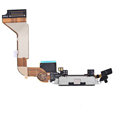 Charging Port Flex Cable for iPhone 4G