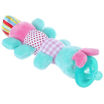 Baby Animal Silicone Pacifier Toy