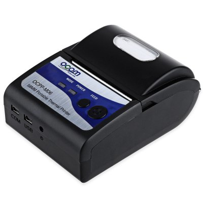 OCPP - M06 58mm Bluetooth 2.0 Android Thermal POS Printer