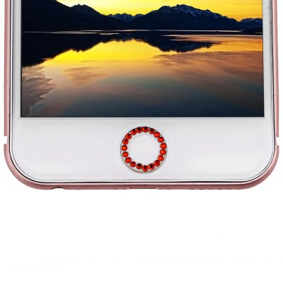 Home Button Dustproof Touch ID Sticker