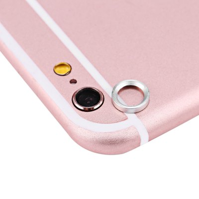 Practical Camera Protective Metal Ring for iPhone 6 / 6S
